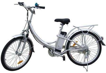 Technical development of lithium battery electric bicycle