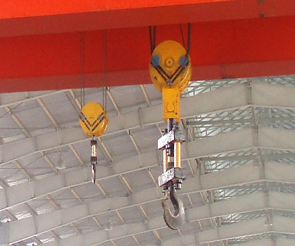Beam type crane
