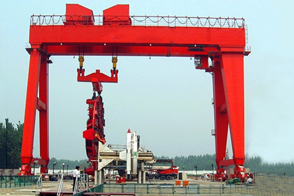 The characteristics of a good combination crane